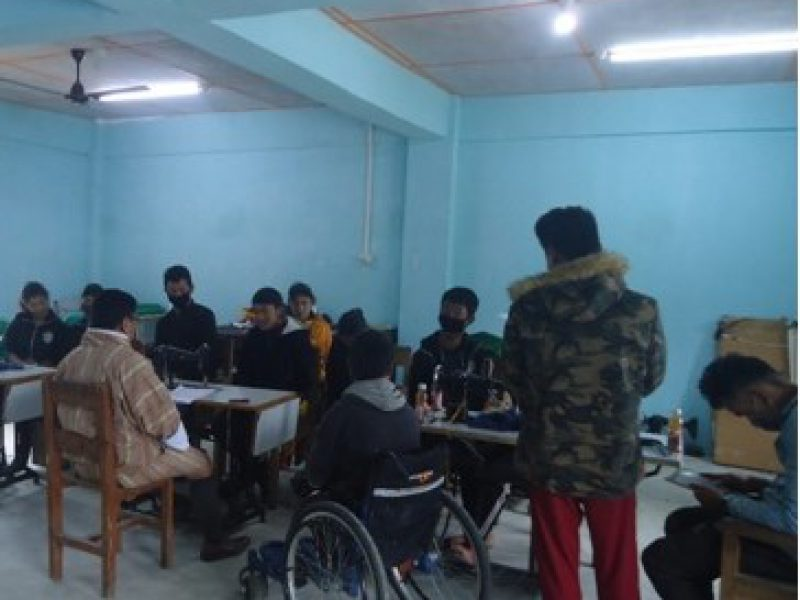 Advancing the rights of persons with disability - Trashigang district - Bhutan - March 2021