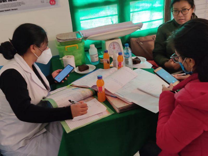 Assessment of Health & Wellness Center - Manipur - February 2021