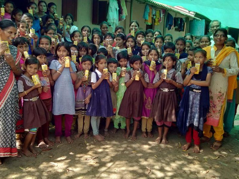 Completion of immunisation program in Aurangabad