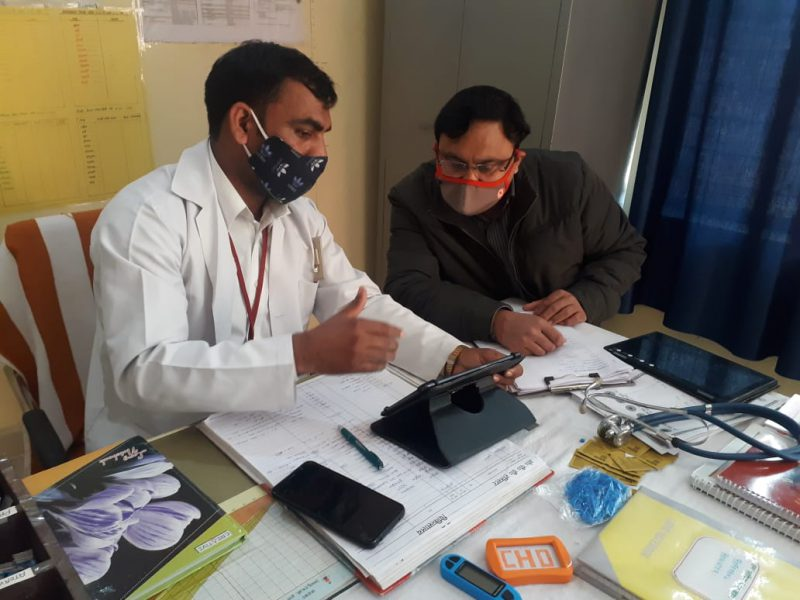 Interview with MO- Assessment of Health and Wellness Center -Uttar Pradesh -Feb 2021