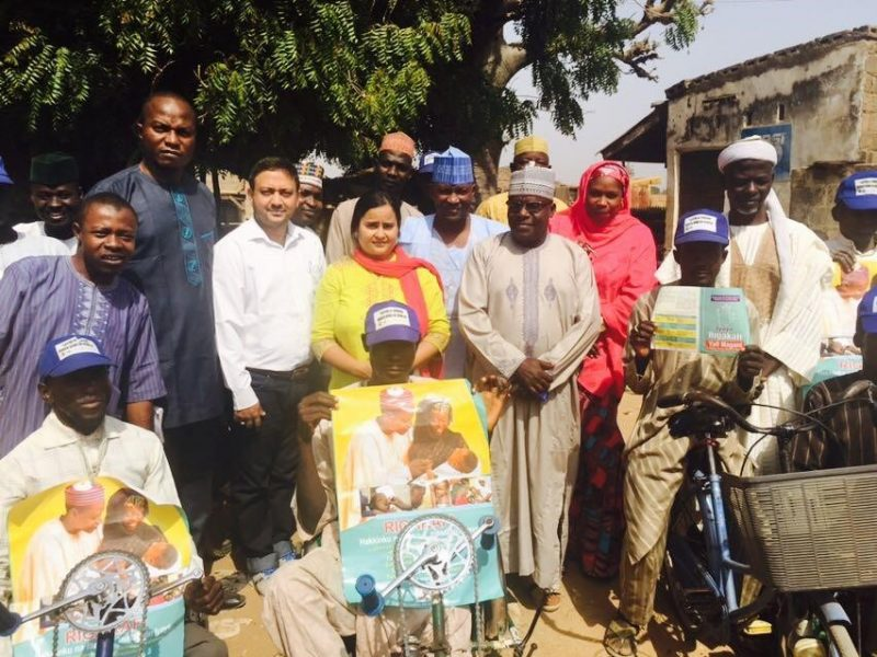 Indian Health Development in Nigeria