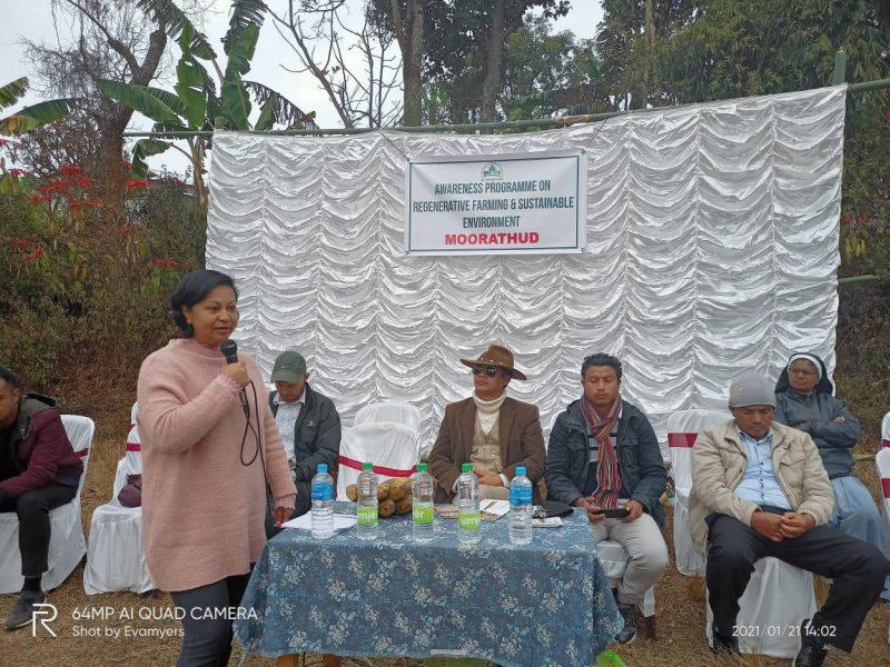 Womens Empowerment -Address by Dr. Vianca Laloo - West Jaintia Hills, Meghalaya- 21st Jan 2021